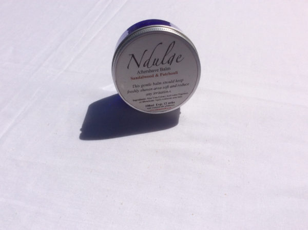Mens S&P Aftershave Balm 100g