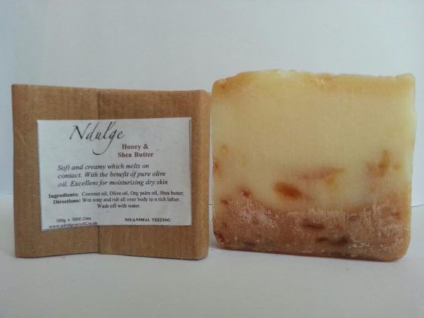 Honey & Shea Butter soap 100g