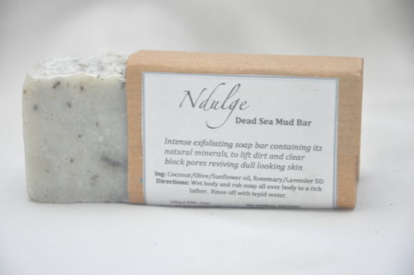 Dead Sea Mud soap bar 100g