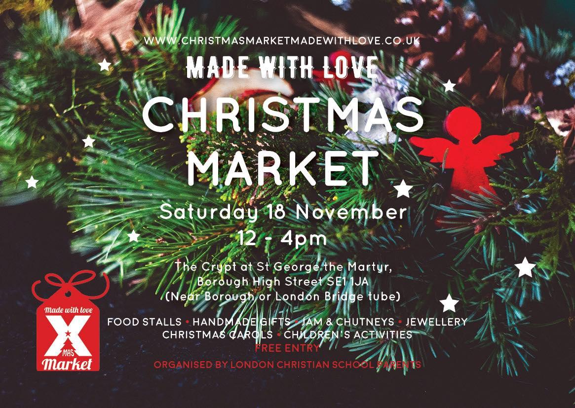 Borough Festival – Christmas Market