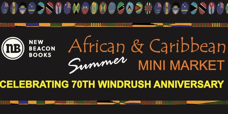 Summer African & Caribbean Mini Market