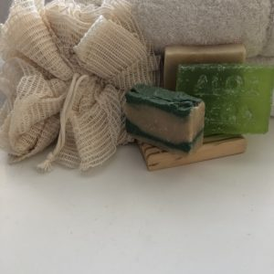 Detox, buff and heal skincare bundle