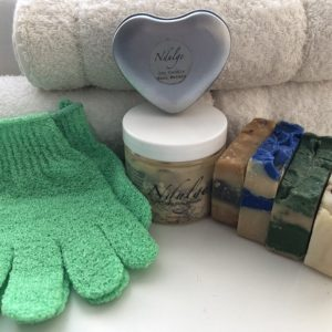 Pick me up & Relax Skincare Bundle