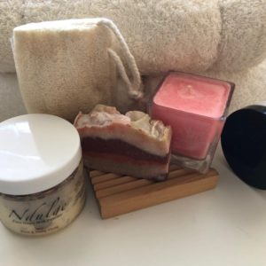 Sensual Roses Skincare Collection