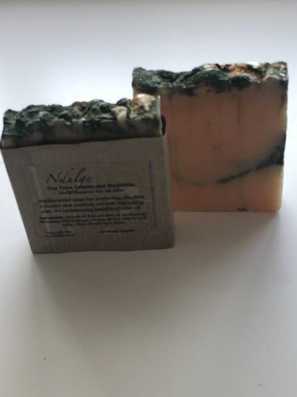 Tea Tree Lemon & Mandarin Soap